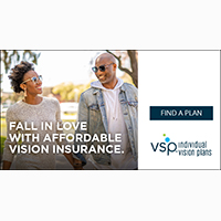 Fall in love with affordable vision insurance