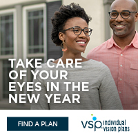 Take care of your eyes in the new year